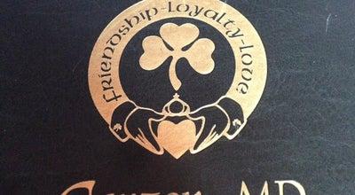 Photo of Irish Pub Claddagh Pub at 2918 Odonnell St, Baltimore, MD 21224, United States