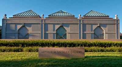 Photo of Art Museum Arthur M. Sackler Gallery at 1050 Independence Ave Sw, Washington, DC 20560, United States