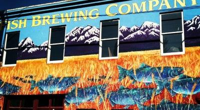 Photo of Brewery Fish Tale Brew Pub at 515 Jefferson St Se, Olympia, WA 98501, United States