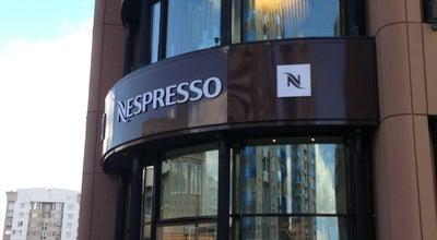 Photo of Coffee Shop Nespresso at Ул. Радищева, 25, Екатеринбург 620000, Russia