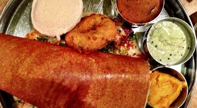 Photo of Indian Restaurant Tiffin Wallah at 127 E 28th St, New York, NY 10016, United States
