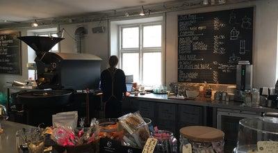 Photo of Cafe Strandvejsristeriet at Kronborg 12 C, Helsingør 3000, Denmark