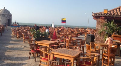 Photo of Lounge Café del Mar at C.baluarte Santo Domingo, Cartagena, Colombia