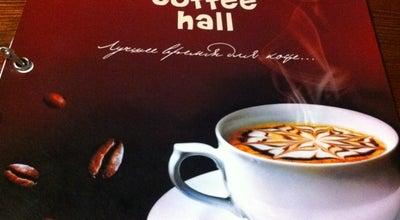 "Photo of Coffee Shop Coffee Hall at Трк ""капитал"", Тольятти 445039, Russia"