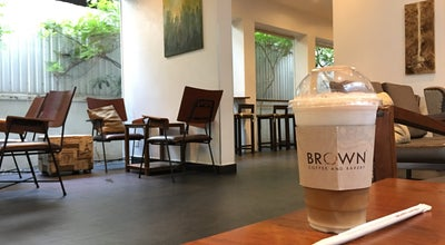 Photo of Coffee Shop BROWN Coffee and Bakery Pencil at #17 St 214, Phnom Penh, Cambodia