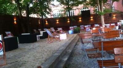 Photo of Beer Garden Leibniz Lounge at Wilhelm-busch-str. 2, Hannover 30167, Germany