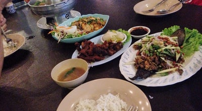 Photo of Thai Restaurant ลาบเป็ดบุญช่วย(Lahb Ped Boon Shoy)@Pakchong at กรมปศุสัตว์ ปากช่อง              ์, Pak Chong 30130, Thailand