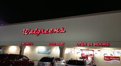 Photo of Drugstore / Pharmacy Walgreens at 8021 International Dr., Orlando, FL 32819, United States
