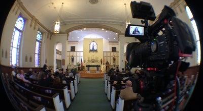 Photo of Church St. Paul's Catholic Church at 3755 Saint Paul St, Ellicott City, MD 21043, United States