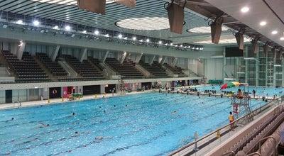 Photo of Pool Victoria Park Swimming Pool at Victoria Park, Hing Fat St, Causeway Bay, Hong Kong