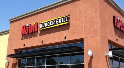 Photo of Burger Joint The Habit Burger Grill at 3610 Rosemead Blvd., Rosemead, CA 91770, United States