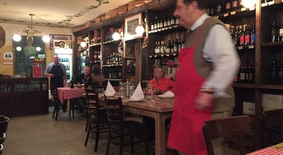 Photo of Italian Restaurant Bacco Tabacco e Venere at Margaretenstrasse 36, Wien 1040, Austria