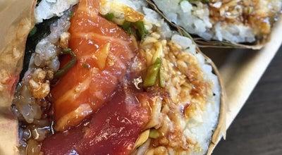 Photo of Sushi Restaurant Buredo at 825 14th St Nw, Washington, DC 20005, United States