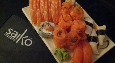 Photo of Sushi Restaurant Saikô at R. Ijuí, 668, Porto Alegre 90460-200, Brazil