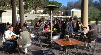 Photo of Cafe The Getty Villa at 17985 Pacific Coast Hwy, Pacific Palisades, CA 90272, United States