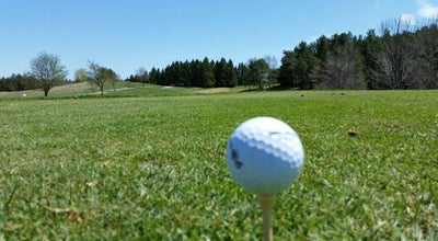 Photo of Golf Course Mill Run Golf Club at Uxbridge, On, Canada