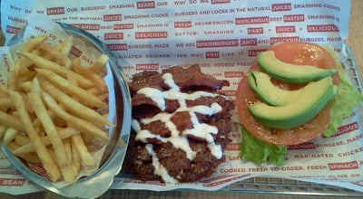 Photo of Burger Joint Smashburger at 117 Richmond Ranch Rd, Texarkana, TX 75503, United States