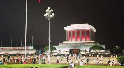Photo of Monument / Landmark Lăng Chủ Tịch Hồ Chí Minh (Ho Chi Minh Mausoleum) at Quảng Trường Ba Đình, Ba Đình, Vietnam