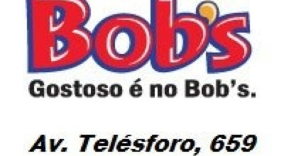 Photo of Burger Joint Bob's at Av Telesforo Candido Resende 659, Conselheiro Lafaiete 36400-000, Brazil