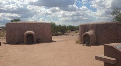 Photo of History Museum Pueblo Grande Museum and Archaeological Park at 4619 E Washington St, Phoenix, AZ 85034, United States