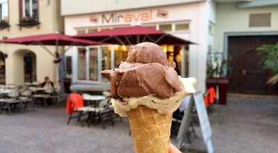 Photo of Ice Cream Shop Gelateria Miraval at Marktplatz 2, Biberach 88400, Germany