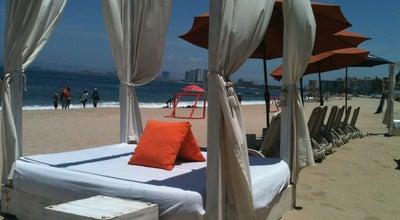 Photo of Hotel Bar Mangos Beach Club at Uruguay 109, Puerto Vallarta 48350, Mexico