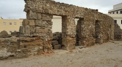 Photo of Historic Site teatro Romano De GADES at Spain