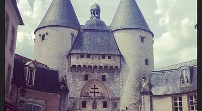 Photo of Historic Site Porte de la Craffe at Grande Rue, Nancy 54000, France