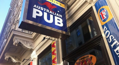 Photo of Australian Restaurant Crossfield's Australian Pub at Maysedergasse 5, Wien 1010, Austria
