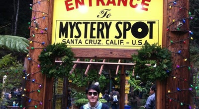 Photo of General Entertainment Mystery Spot at 465 Mystery Spot Rd, Santa Cruz, CA 95065, United States