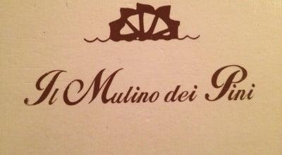 Photo of Italian Restaurant Il Mulino Dei Pini at Segrate, Italy