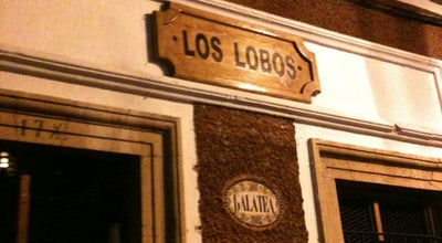 Photo of Bar Los Lobos at Plaza San Francisco 2, Guanajuato 36000, Mexico