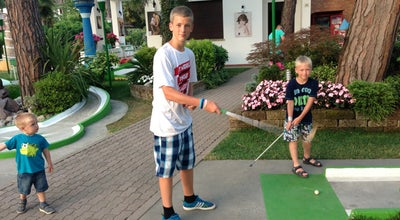 Photo of Golf Course Mini Golf Centrale at Via Matteotti 48, Milano Marittima, Italy