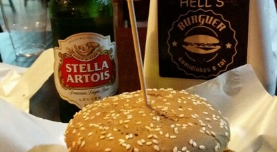 Photo of Burger Joint Hell's Burguer at R. Armando Da Silva Pinto, Ilhabela, SP 11630-000, Brazil