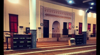 Photo of Mosque جامع عصام بن حامد بلبل at Al Jawhara, Dammam, Saudi Arabia