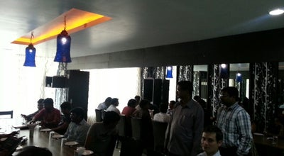 Photo of Indian Restaurant Papadams Blue Restaurant & Banquet Halls at Kothapet, Hyderabad 500036, India