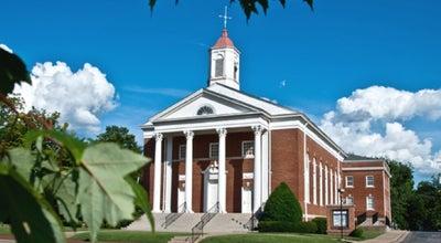 Photo of Church Buford First United Methodist Church at 285 E Main St, Buford, GA 30518, United States