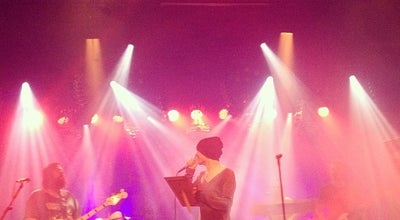 Photo of Rock Club Tavastiaklubi at Urho Kekkosen Katu 6, Helsinki 00100, Finland