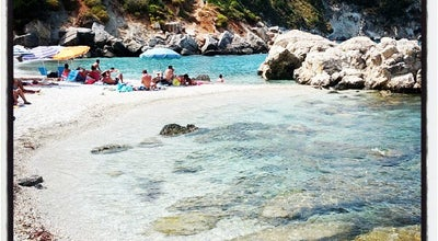 Photo of Beach Xigia at Xigia Beach, Orthonies 290 91, Greece