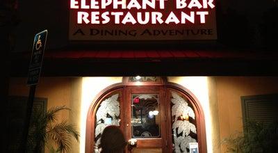 Photo of Restaurant Elephant Bar at 14303 Firestone Blvd, La Mirada, CA 90638, United States