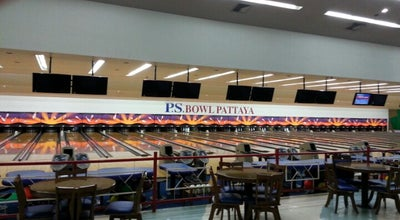 Photo of Bowling Alley P.S.Bowl Pattaya at Central Pattaya, Pattaya, Thailand