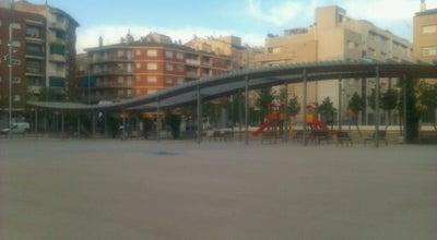 Photo of Park Plaça del Primer de Maig at Rambla De Francesc Macià, Terrassa 08225, Spain