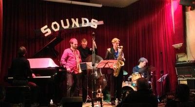 Photo of Restaurant Sounds Jazz Club at Rue De La Tulipe 28, Brussels 1050, Belgium