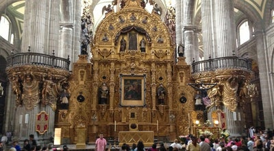 Photo of Church Catedral Metropolitana de la Asunción de María at Plaza De La Constitución S/n, Cuauhtémoc 06000, Mexico