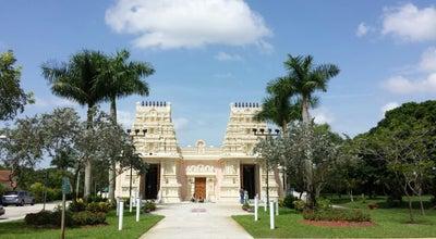 Photo of Temple Shiva Vishnu Temple at 5661 Sw 160th Ave, Southwest Ranches, FL 33331, United States