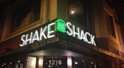 Photo of Burger Joint Shake Shack at 1216 18th St Nw, Washington, DC 20036, United States