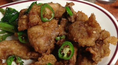 Photo of Chinese Restaurant Hop Kee at 21 Mott St, New York, NY 10013, United States