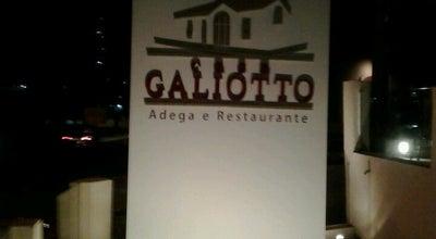 Photo of Brazilian Restaurant Casa Galiotto at Av. Manoel Tavares, 160, Campina Grande, Brazil