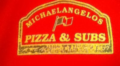 Photo of Pizza Place Michaelangelos Pizza at 1912 E Fire Tower Rd, Greenville, NC 27858, United States