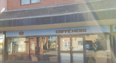 Photo of Coffee Shop Caffè Nero at Queen's Square, Wrexham, United Kingdom